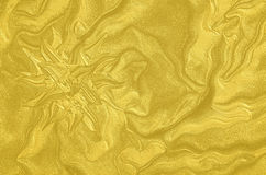Rendered gold background Royalty Free Stock Photos