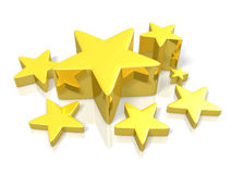 Lucky Star Royalty Free Stock Images