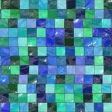 Rendered tile Royalty Free Stock Images