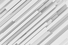 Rendering elegant abstract diagonal gray background made of square tubes. 3d rendering of elegant abstract diagonal gray background made of square tubes. 3d royalty free illustration