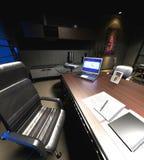 Rendering Modern office Royalty Free Stock Image