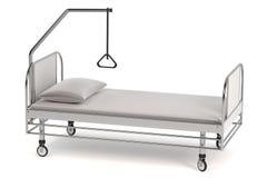 Rendez du lit d'hôpital illustration de vecteur