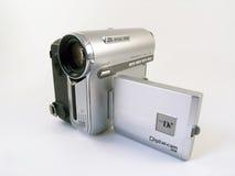 Rendez la caméra vidéo compacte du consommateur Photographie stock libre de droits