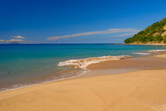 Rendezvous Beach, Montserrat Royalty Free Stock Photos