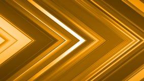 rendição 3d de uma composição angular abstrata que consiste nos painéis e nas linhas Imagens de Stock Royalty Free