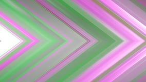 rendição 3d de uma composição angular abstrata que consiste nos painéis e nas linhas Fotos de Stock