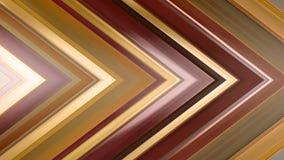 rendição 3d de uma composição angular abstrata que consiste nos painéis e nas linhas Imagem de Stock