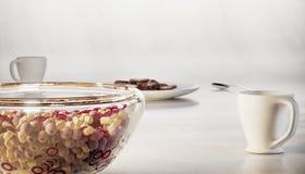 rendição 3d Doces e doce de fruta Imagens de Stock