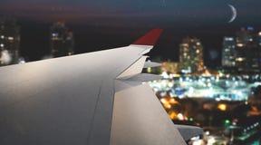 rendição 3D dos aviões Foto de Stock
