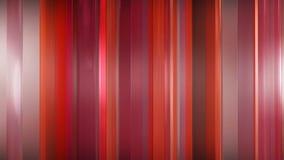 rendição 3D dos painéis de vidro finos abstratos no espaço Os painéis brilho e refletem-se Imagem de Stock
