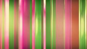 rendição 3D dos painéis de vidro finos abstratos no espaço Os painéis brilho e refletem-se Fotografia de Stock Royalty Free