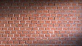 Rendição da parede de tijolo 3d Imagem de Stock Royalty Free