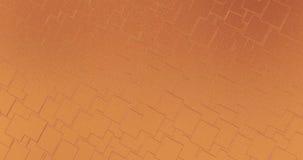 Rendi??o sem emenda do fundo 3D do la?o da textura dourada geom?trica abstrata das telhas do backgroundfoil da rosa