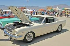 Rendimento elevato Ford Mustang Fastback fotografie stock