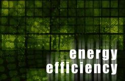Rendimento energetico Immagine Stock Libera da Diritti