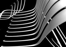 Rendu 3d abstrait Images libres de droits