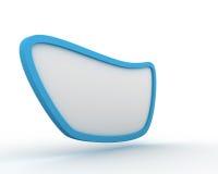 rendu 3D pour le panneau indicateur Photographie stock libre de droits
