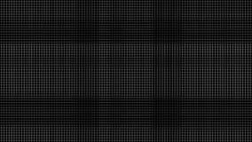 rendu 3d de modèle numérique abstrait de fractale avec la couleur gentille Photographie stock libre de droits