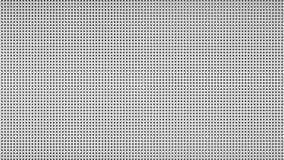 rendu 3d de modèle numérique abstrait de fractale avec la couleur gentille Images stock