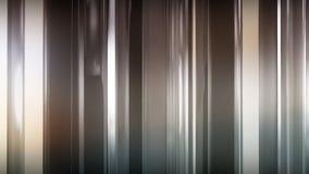 rendu 3D des panneaux en verre minces abstraits dans l'espace Les panneaux éclat et se reflètent Photo libre de droits