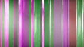 rendu 3D des panneaux en verre minces abstraits dans l'espace Les panneaux éclat et se reflètent Photo stock