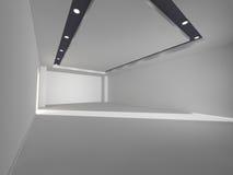 Rendu 3D intérieur Photographie stock
