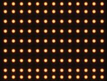 Rendu de l'éclat 3d de lumières Photo libre de droits