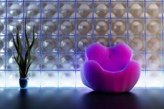 Rendu moderne de fauteuil Photographie stock libre de droits