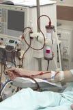 Rene della medicina di sanità di dialisi Fotografie Stock Libere da Diritti