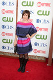 Rene Felice Smith arriving at the CBS TCA Summer 2011 All Star Party Stock Photography