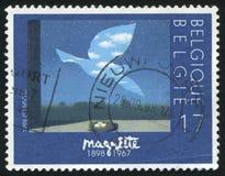 Rene Magritte images libres de droits