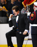 Rene Rancourt Boston Garden legend Royalty Free Stock Image