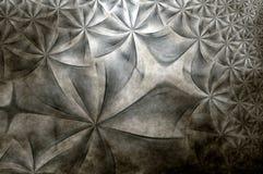 Renedered fractal , grunge texture Stock Photo