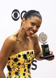 Renee Elise Goldsberry:  One of Hamilton Tony Winners Stock Image