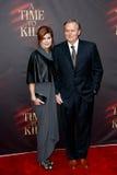 Renee Grisham, John Grisham Royalty-vrije Stock Foto