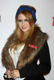 Renee Olstead. LOS ANGELES - SEPT 23:  Renee Olstead arriving at  the 9th Annual Teen Vogue Young Hollywood Party at the Paramount Studios on September 23, 2011 Royalty Free Stock Photos