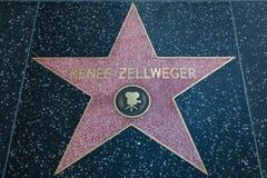 Renee Zellweger Hollywood Star stockbild