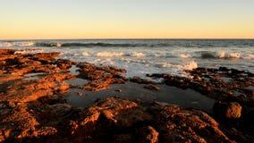Renegaen i Oropesa Del Mar, Castellon arkivfilmer