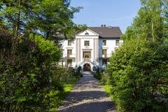 Renesans nomeado residencial em Zakopane Imagens de Stock