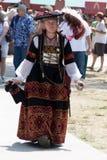 Renesansowa Uczciwa dziewczyna Zdjęcia Stock