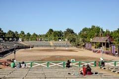 Renesansowego festiwalu ono Potyka się arena obrazy royalty free