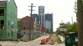 Renesansowy Centre Detroit zdjęcie wideo