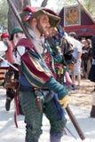 Renesansowy Faire korowód Obraz Royalty Free