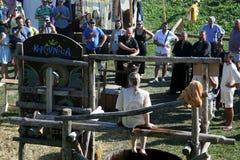 Renesansowy festiwal, Koprivnica, Chorwacja, 2015, 43 Obrazy Royalty Free