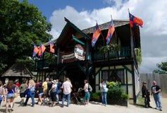 Renesansowy jarmark Zdjęcie Royalty Free