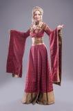 Renesansowy mody piękno zdjęcia stock