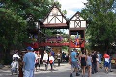 2016 Renesansowych Faire w stan nowy jork Obrazy Royalty Free