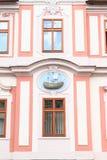Renesansu dom w Pisek Zdjęcia Royalty Free