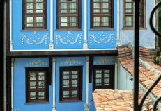 Renesansu dom zatrzymuje Obraz Royalty Free