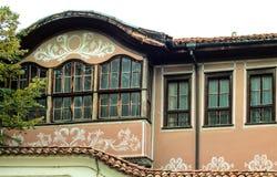 Renesansu dom zatrzymuje Obrazy Royalty Free